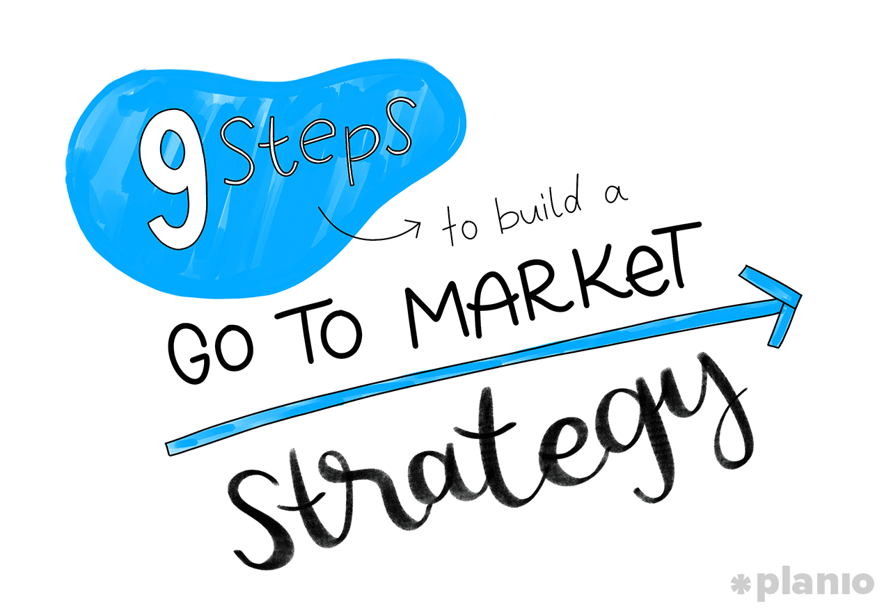 9 Steps to Build a Go To Market Strategy (Framework and Examples