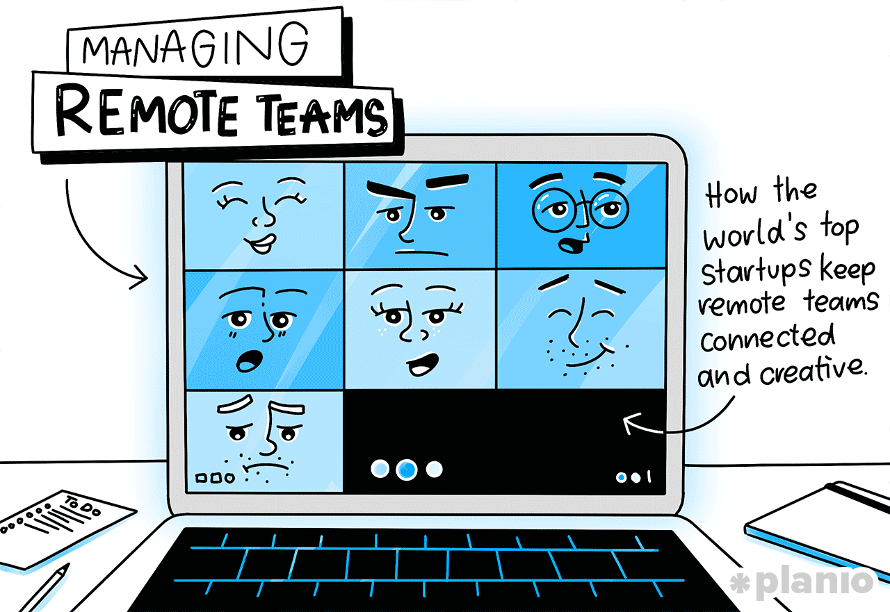 Managing Remote Teams