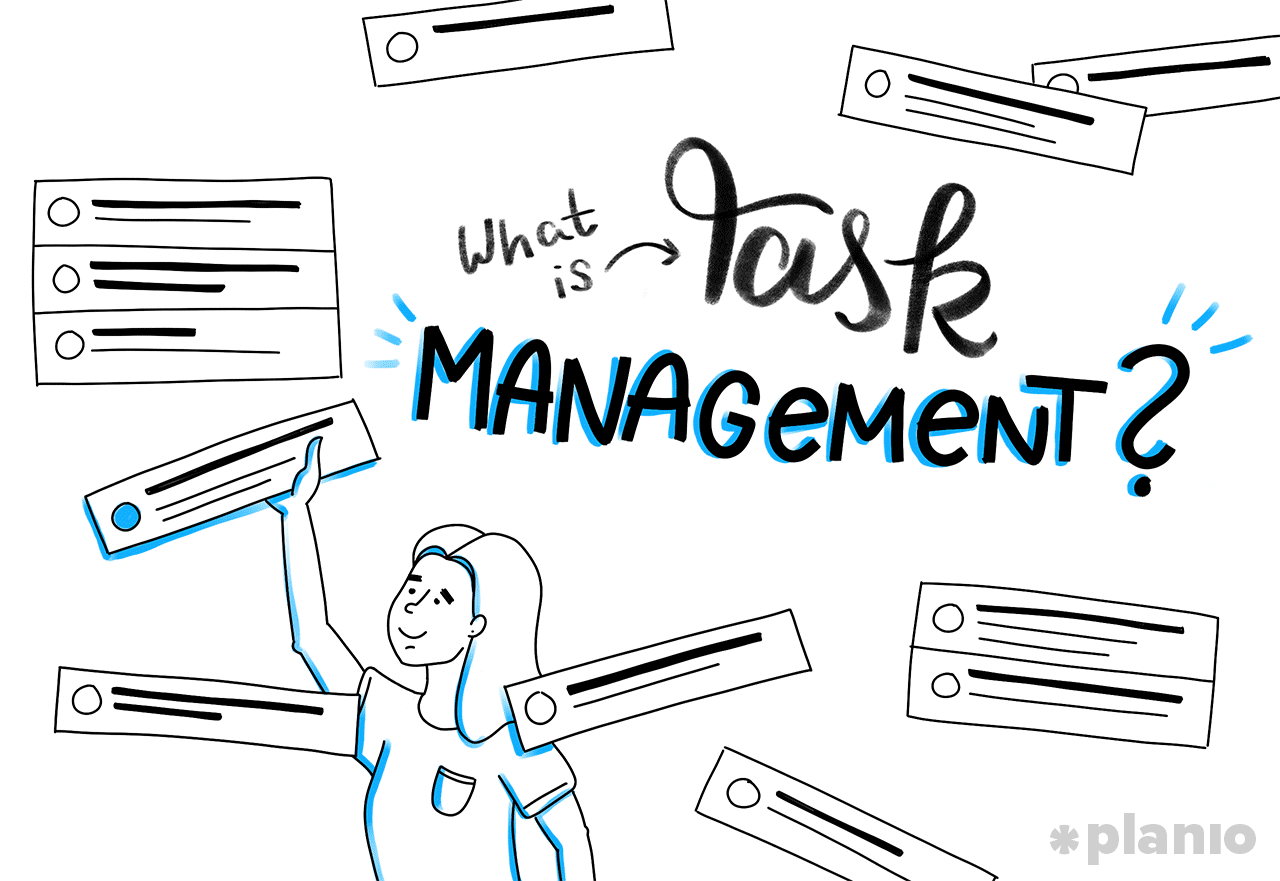 What is Task Management? How to Break a Project Down into ...